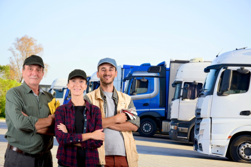 Got a Trucking Startup? Now More than Ever, the Society Needs You